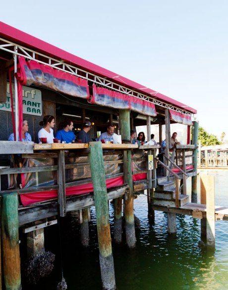 Best Seafood Restaurants In St Pete Beach Fl