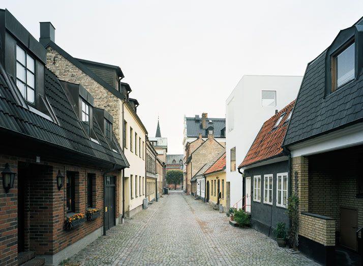 The Stark-White Townhouse by Elding Oscarson | Yatzer