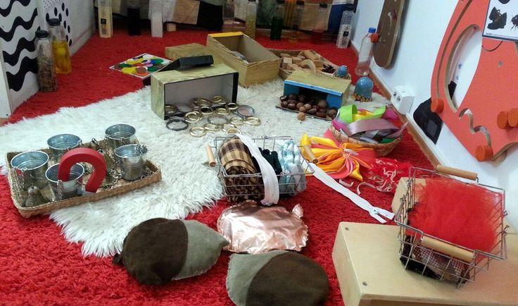 Child initiated, discovery area@AcornsNursery