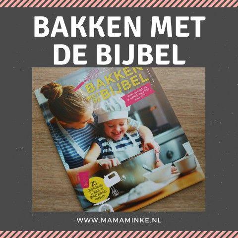 Vind je het leuk om samen met je kind te bakken en lezen jullie ook graag uit de Bijbel? Dan is deze bakbijbel, wat beiden combineert, erg leuk voor jullie.