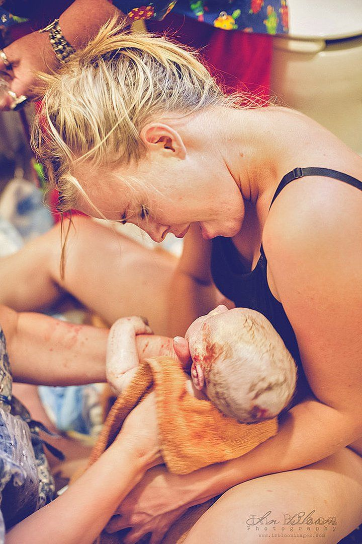 The 35 Most Gorgeous Birth Photos Ever Taken