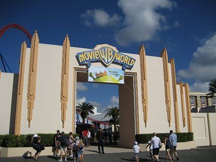 MovieWorld, Gold Coast, Queensland  Australia
