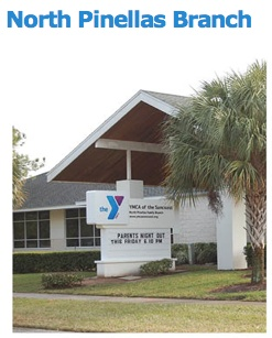 "At the North Pinellas Branch YMCA, we are all about building relationships. Come and join us at your ""second home"" and stay for a visit at our Coffee Café. We are located in the East Lake area of Palm Harbor and serve over 9,000 individual and family members."