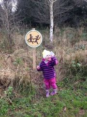3 little ladies and me: Adventures with Stick Man