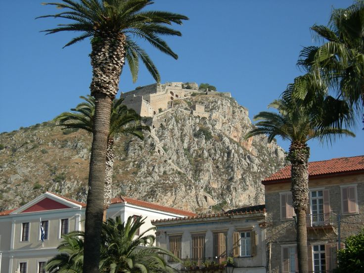 Palamidi fortress of Nafplion