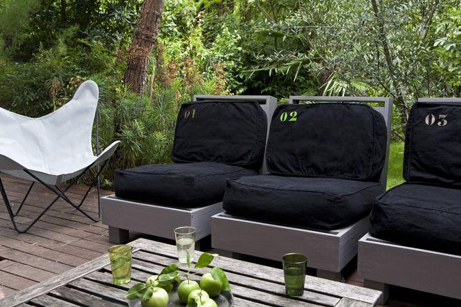 on aime : les fauteuils jardin