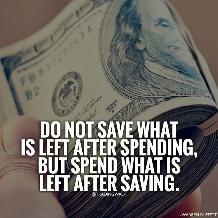 Good reminder! Being financially wise ☝