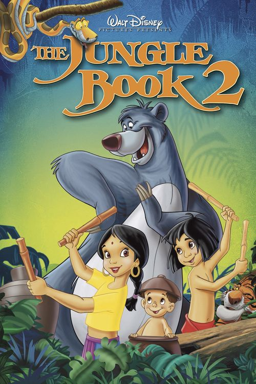 Watch The Jungle Book 2 (2003) Full Movie Online Free