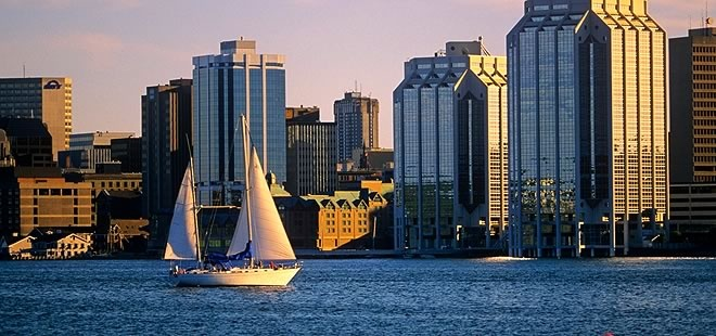 By far one of the most beautiful places I have ever been visited. Halifax, Nova Scotia.