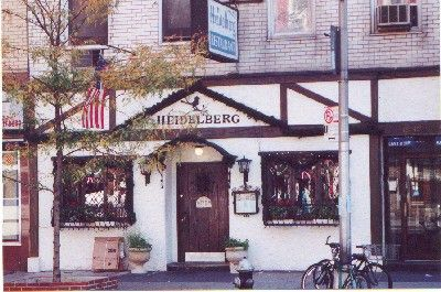 Heidelberg cafe - A landmark in its own time and still running roday