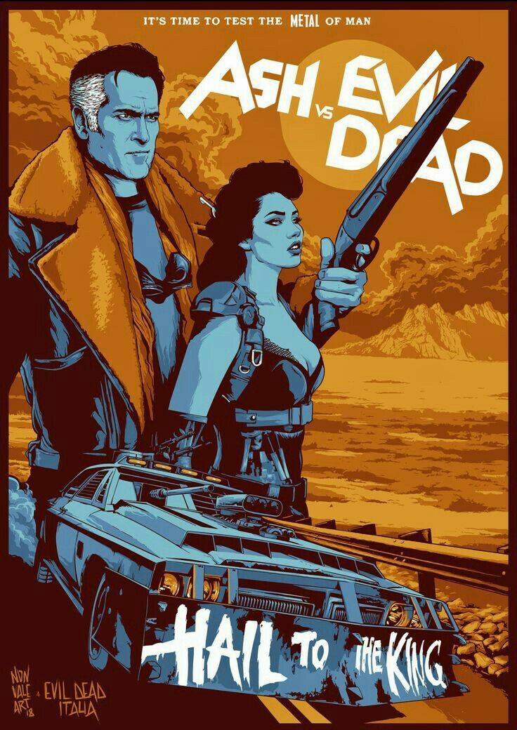 Pin By Avil Slare On Horror Movie Evil Dead Movies Bruce Campbell Evil Dead Ash Evil Dead