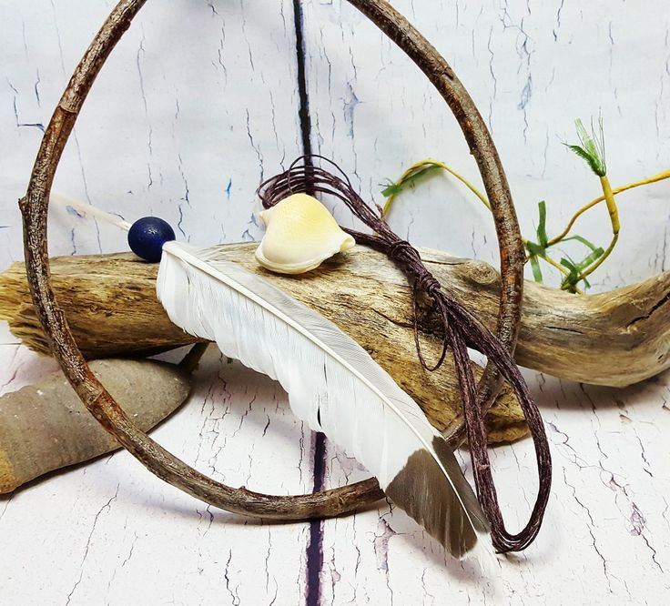 Willow Dream Catcher Kit ~ DIY Kraft Kit ~ Native American Original Dreamcatcher ~ Girl Scouts Make Your Own Wall Hanging, Rustic Decor by BlueWorldTreasures on Etsy