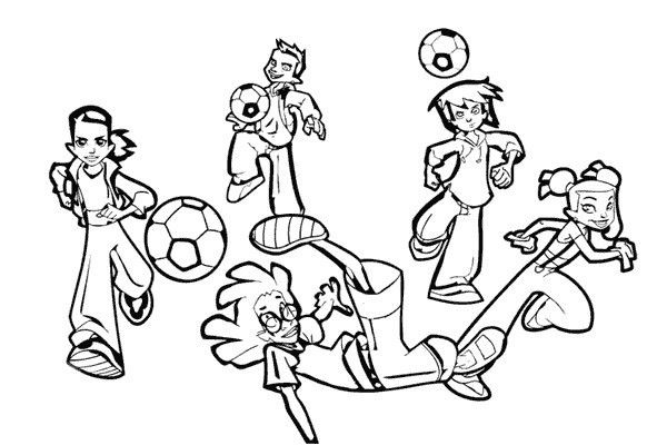 Coloriage Foot 2 Rue Extreme A Imprimer.Nice Coloriage Foot De Rue Coloriage Foot Foot De Rue