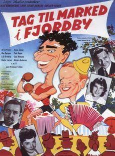Tag til marked i Fjordby (1957)
