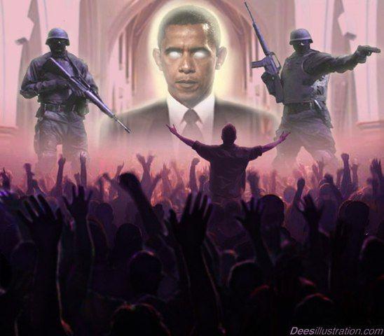 Activist Post: New Obama Executive Order Seizes U.S. Infrastructure and Citizens for Military Preparedness