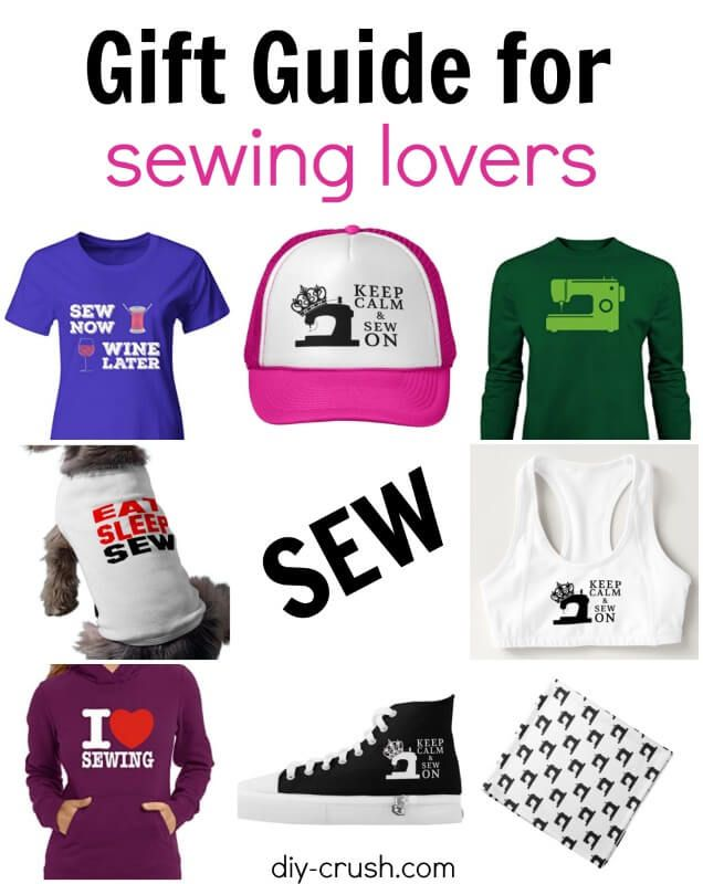 Gifts for people that love to sew, gift guide for sewing lovers,