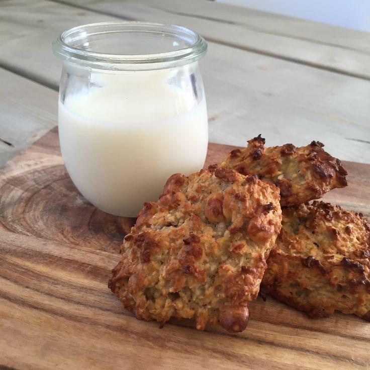 Crunchy småkage uden mel og sukker   Homemade – mad, rejser & DIY