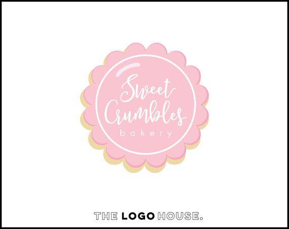 Bakery Premade Logo Cookie Logo Design Biscuit Logo Design