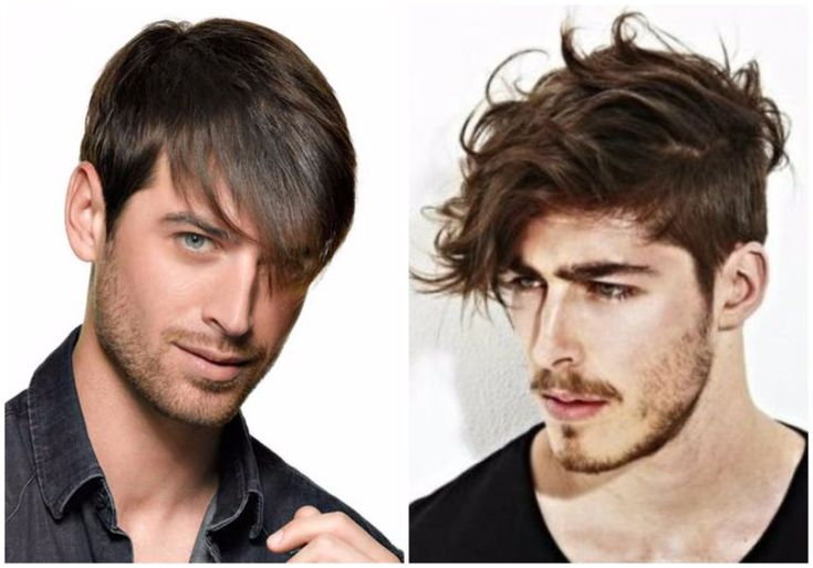 Best haircuts for men with a oblong face in 2020 oblong