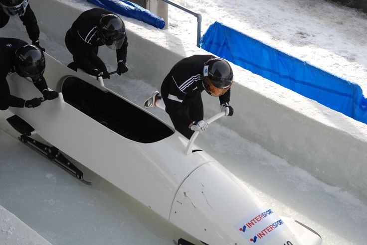 Bobsled, World Games, Whistler, British Columbia; Photo by Mike Keenan, Source: http://www.whattravelwriterssay.com