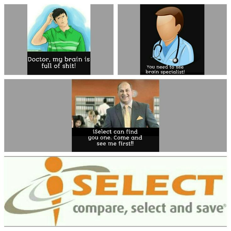 iSelect Medical Specialist!