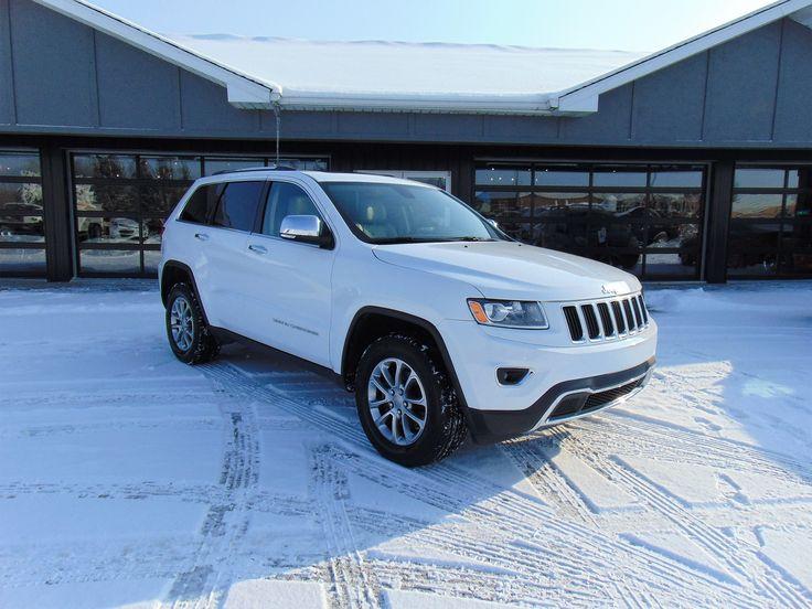FOR SALE: 2015 Jeep Grand Cherokee Limited #122355  www.boondoxmi.com
