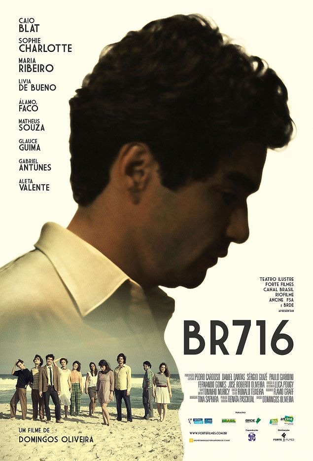 BR716 | Caio Blat lidera trupe de jovens astros em filme de Domingos Oliveira | Omelete