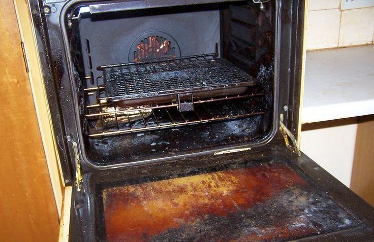 Πως να καθαρίσεις τον φούρνο