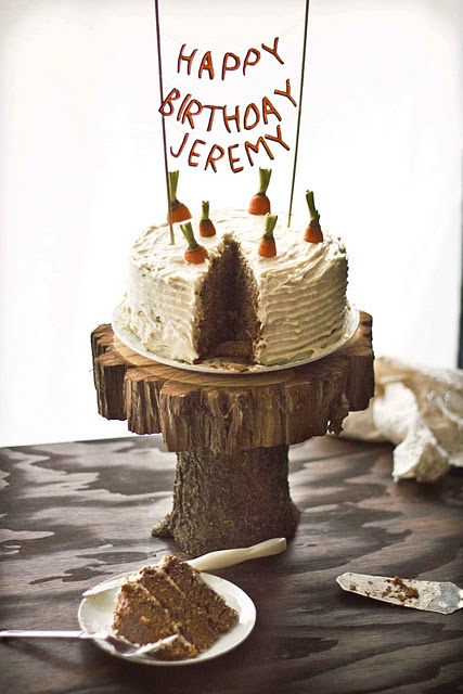 Fact: Carrot cake is my favorite cake...ever.: Carrot Cakes, Carrots Birthday Cakes, Cakes Ev, Cakes Ideas, Coconut Milk, Cakes Holders, Carrots Cakes Recipes, Carrots Recipes, Cakes Stands