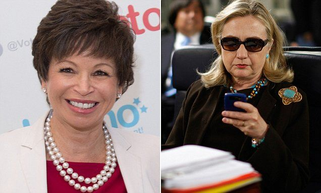 A new report claims that Valerie Jarrett, one of President Barack Obama's top advisers, leaked the Hillary Clinton email scandal to the press.