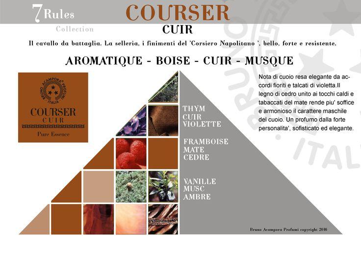 Courser - Pyramid  #newcollectione #7rules #pyramids #piramidi #olfactorypyramid #courser #brunoacamporaprofumi #brunoacampora