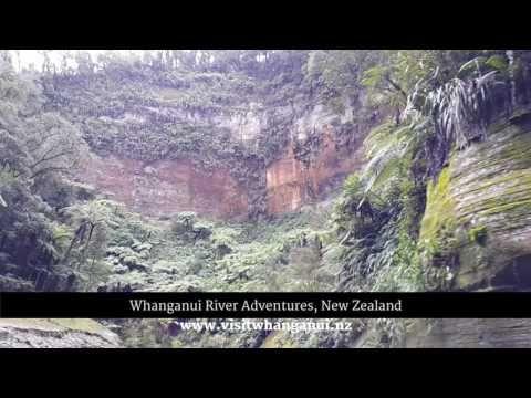 Whanganui River Adventures, Whanganui, New Zealand