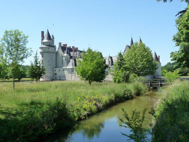 Château du Plessis-Bourré. Écuillé, Maine et Loire, France