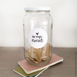 Onze Magic Moments jar