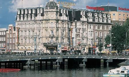 Victoria Hotel, Amsterdam.