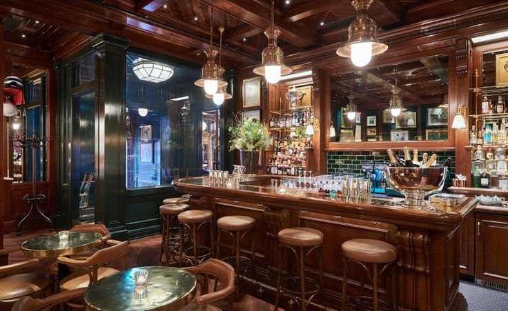 Even if you didn't know who was behind London's new Ralph's Coffee & Bar, there would be enough hints in the décor to give the game away. Inspired by Manhattan's The Polo Bar, Ralph's – which is located next to the new Ralph Lauren store on Regent ...