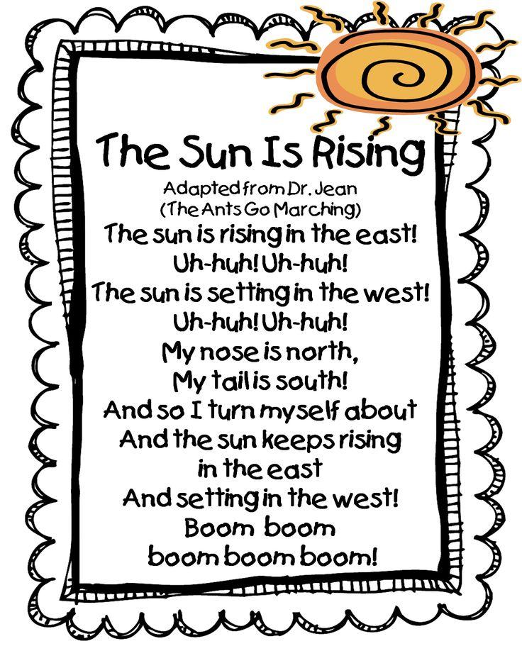 Best 25+ Spring poems for kids ideas on Pinterest | Weather poem ...