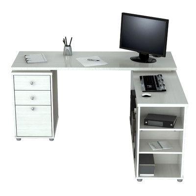 Best Computer Desk With Shelves Ideas On Pinterest Computer - Desks incorporate recessed computer technology