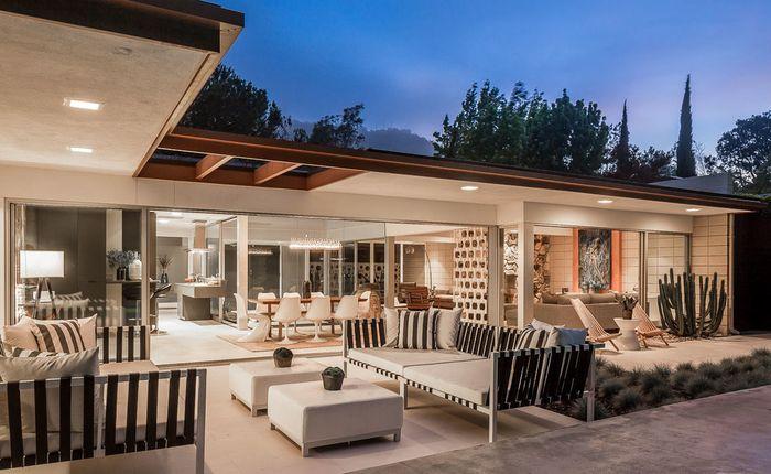 Kappe House - Los Angeles - Ray Kappe 1967 - Mid-Century Modern - möbel hesse küchen