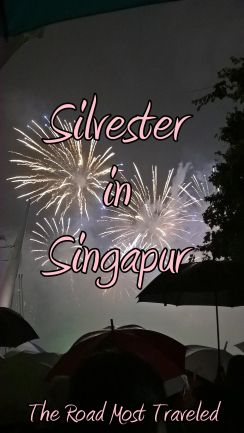 Silvester in Singapur