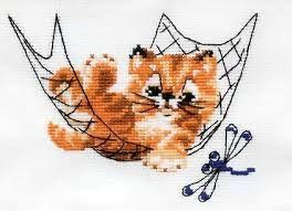 Картинки по запросу вязаный гамак для кошки