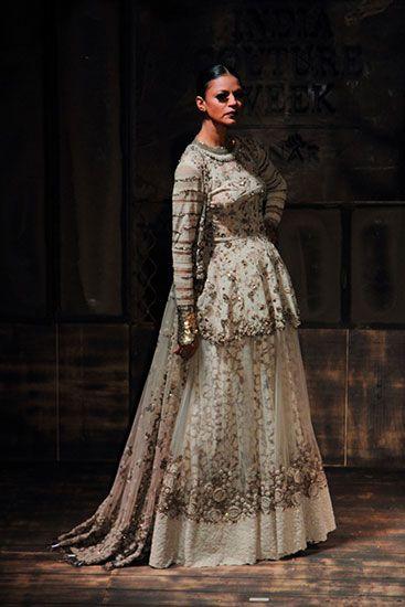 Sabyasachi Mukherjee - Amazon India Couture Week 2015