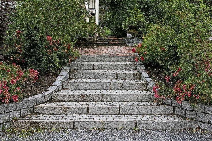trapp i hagen - Google-søk