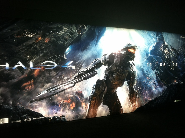 Master Chief in full effect.