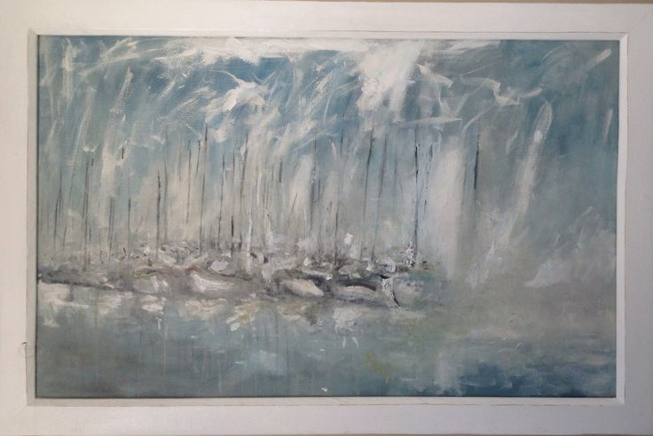 Oil and acrylic on canvas 2014