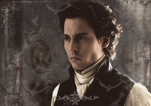 No one has the right to look this good... and in Victorian dress! sinful