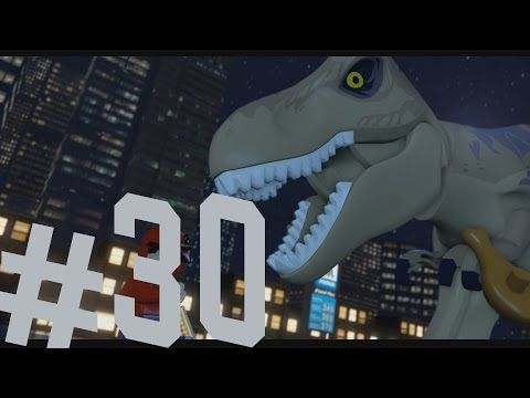 LEGO Jurassic World Gameplay Ita #30 - Finale The Lost World - PS4 Xbox One Pc - YouTube