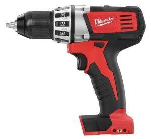 Bare-Tool Milwaukee 2601-20 M18 18-Volt Compact Driver/Drill Review http://toolcrunch.com/bare-tool-milwaukee-2601-20-m18-18-volt-compact-driverdrill-review/