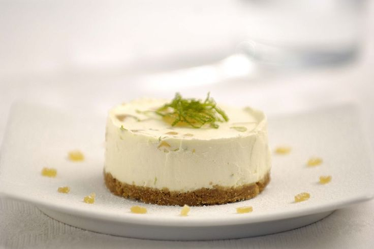 Ginger and Lime Cheesecake - love makeing this for dessert for an Indian themed dinner party