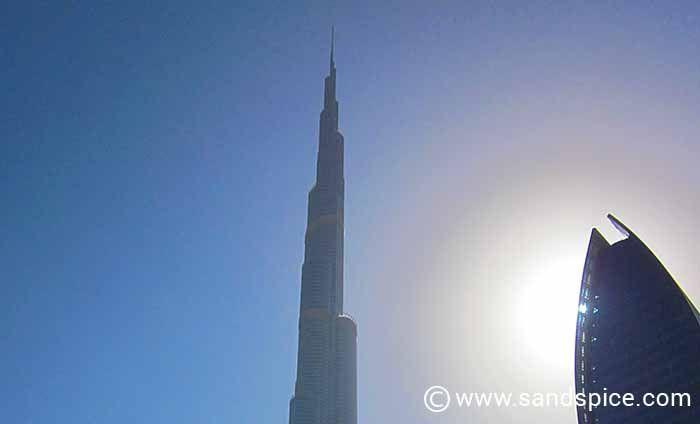 Burj Khalifa Dubai Unless you're Tom Cruise, you won't get to sit on the very top.  #BurjKhalifa #MissionImpossible   http://www.sandspice.com/burj-khalifa-dubai